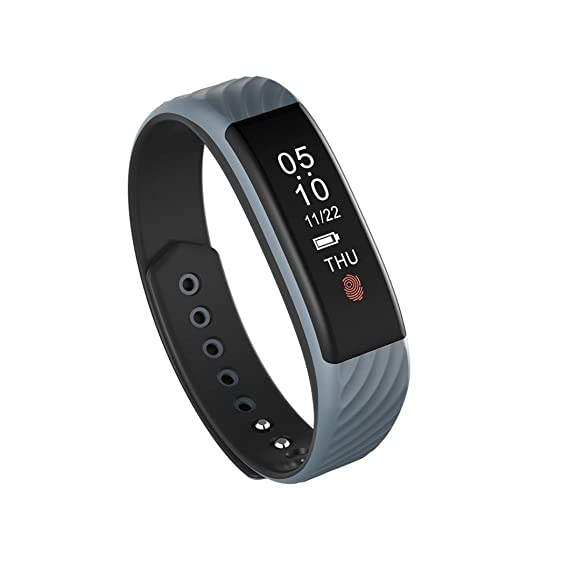 Amazon com: Bond IP67 Waterproof OLED Touch Smart Bracelet