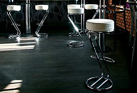 Chaise expert sgabelli da bar zeta hoker marrone altezza