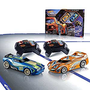 .com: Hot Wheels Ai Intelligent Race System Starter Kit: Toys & Games
