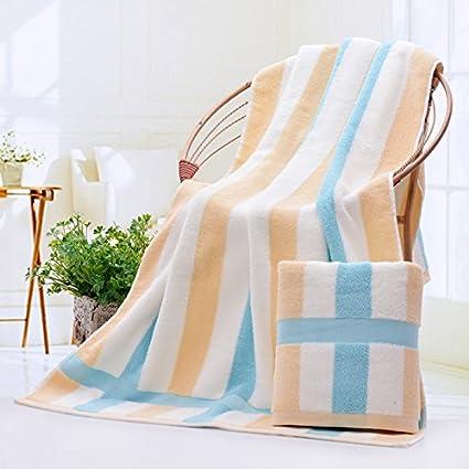KK&MM Toallas de algodón puro, los ni?os adultos caseros toallas de lavado fuerte