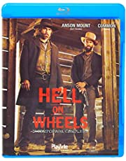 Hell on Wheels 2A Temporada - [Blu-Ray]