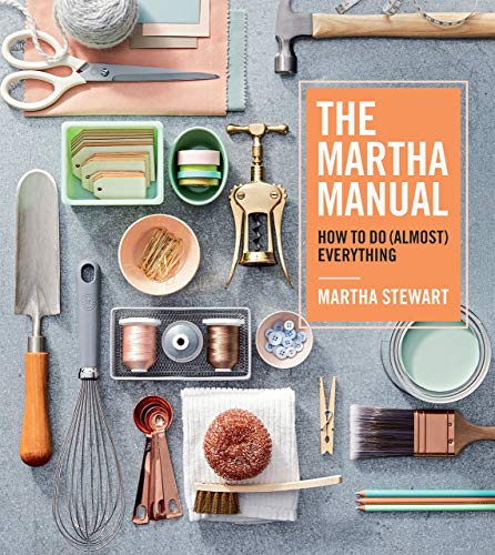 The Martha Manual: How to Do (Almost) Everything (Best Art Magazine Subscriptions)
