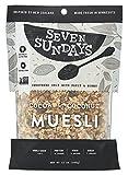 Seven Sundays Gluten Free Muesli – Cocoa and Coconut– Non-GMO Certified, Hot or Cold Breakfast Muesli {12 oz. pouches, 1 Count} Review