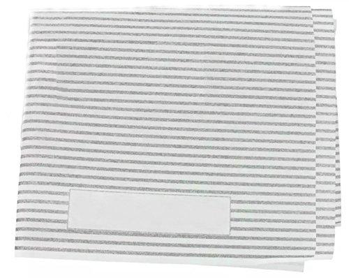 Per adattarsi Bosch Cappa Filtro anti grasso indicatore di saturazione carta 57 x 47cm