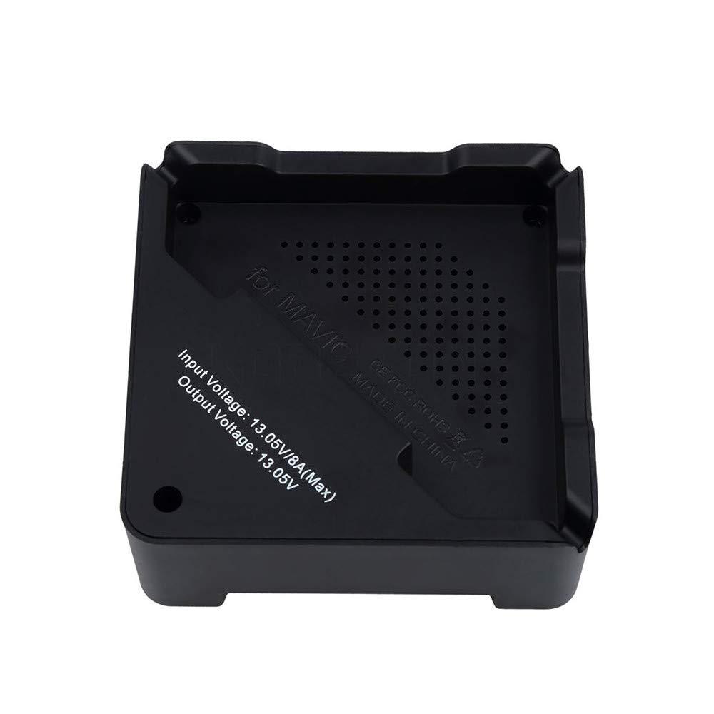 4 In 1 Batterie Aufladen Hub mit LCD Display Ladeger/ät f/ür DJI MAVIC Pro,Ewendy Ersatzteile Zubeh/ör Upgrade Gl/ühkerzenz/ünder f/ür RC Quadrocopter Drohne