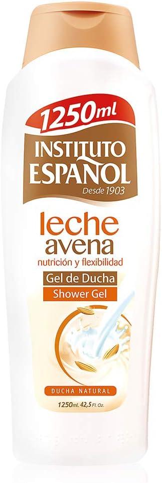 Instituto Español Gel de Baño y Ducha Avena - 1250 ML