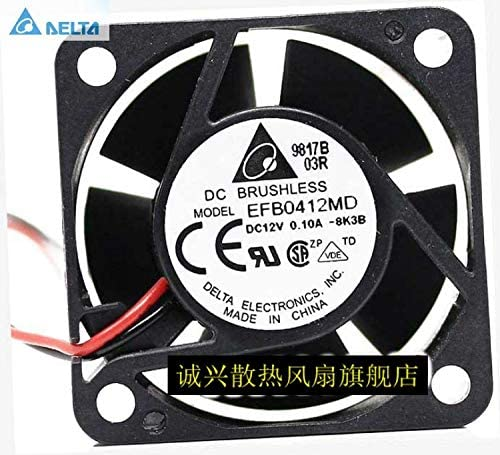 Wholesale for delta EFB0412MD 4cm 4020 North//South bridge cooling silent quiet dual ball bearing fan