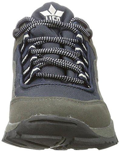 Lico De Homme Low marine Chaussures grau Randonnée Lugano Basses Bleu grFaqgw