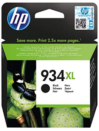 HP 934 XL Black Ink Cartridge C2P23ZZ 934XL