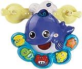 VTech Baby Bathtime Bubbles Whale - Multi-Coloured