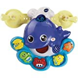 VTech Baby Bathtime Bubbles Whale - Multi-Coloured