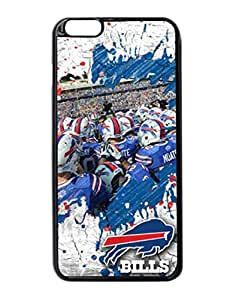 """Buffalo Bills Hard Snap On Protector Sport Fans Case Cover iPhone 6 Plus 5.5"""" inches by DyannCovers"""