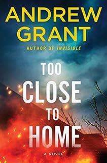 Book Cover: Too Close to Home: A Novel