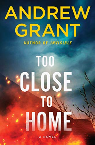 Book Cover: Too Close to Home: A Novel