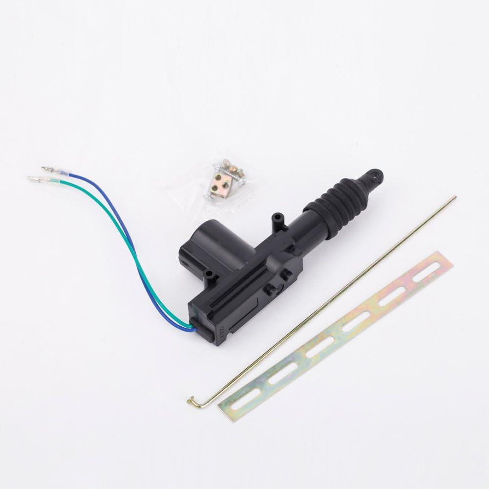 KKmoon - Activador universal para bloqueo de puerta de coche con cierre centralizado, con 2cables de 12V