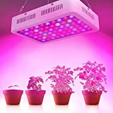 300W Growing Lamp Led Plant Grow Light with Red Blue Spectrum Hydroponics Plant Hanging Kit for Veg and Flower Indoor Greenhouse Plants
