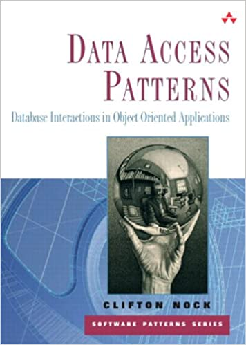 Data Access Patterns Database Interactions In Object Oriented