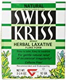 Swiss Kriss Herbal Laxative Flakes, 3.25 Ounce