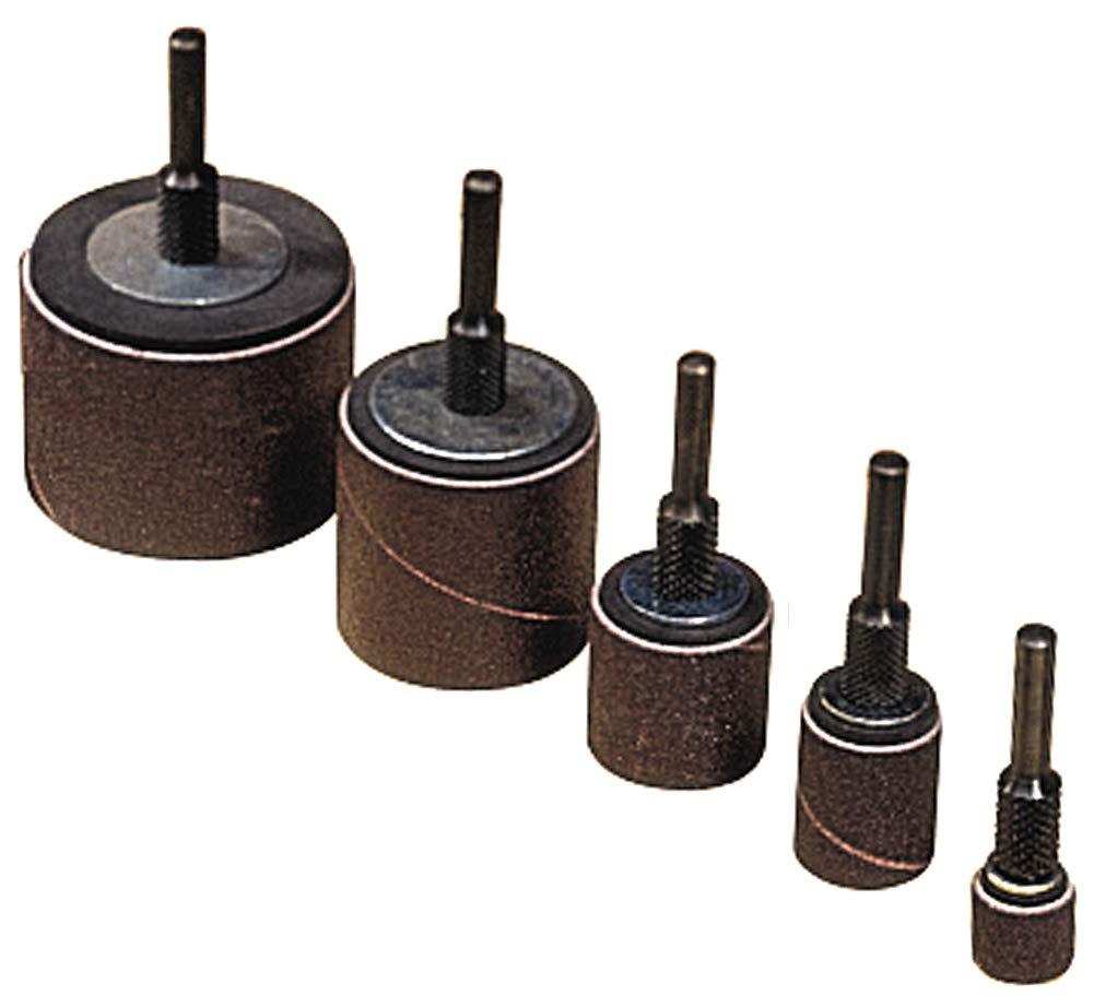 A/&H Abrasives 129040 3x3 Aluminum Oxide 120 Grit Spiral Band 50-Pack,abrasives Aluminum Oxide Spiral Bands Sanding Sleeves