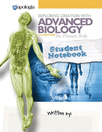 Advanced Biology - The Human Body, 2nd Edition, Student Notebook -  Vicki Dincher, Spiral-bound