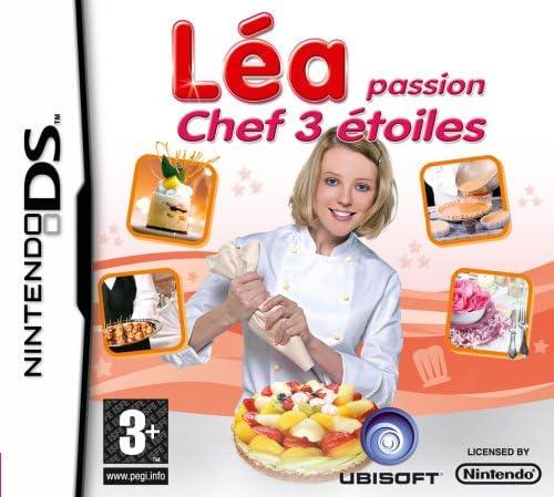 Léa passion : chef 3 etoiles - Actualités des Jeux Videos