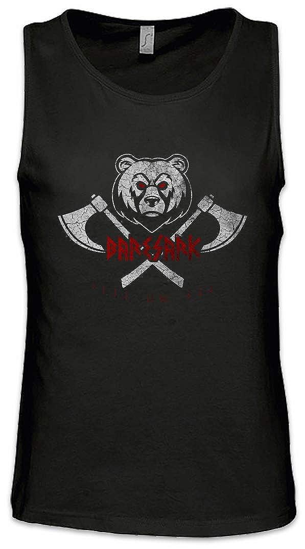 5XL Baresark IV Hombre Camiseta Sin Mangas Men Tank Top Tama/ños S