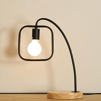 guobedside lámpara de mesa moderno cálido iluminación noche ...