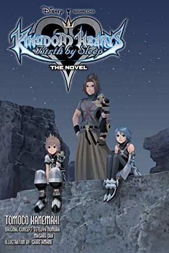 kingdom hearts light novel