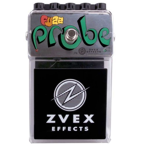 (税込) ZVex Effects Vexter Series Fuzz Effects Probe Guitar Series Effects Vexter Pedal [並行輸入品] B076YY3WZJ, Brazing:ae97139d --- a0267596.xsph.ru