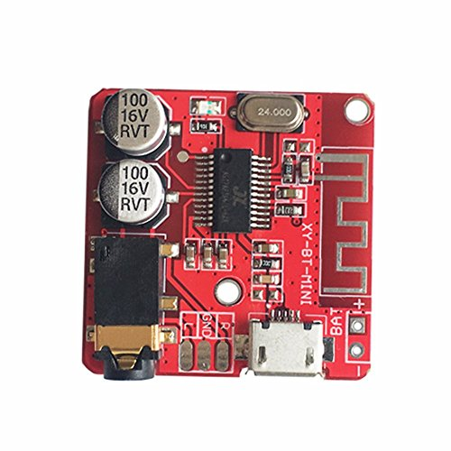 POYING 3.7-5V MP3 Bluetooth Lossless Decoder Board Car Stero Speaker Amplifier Module Integrated Circuits