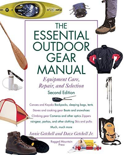 The Essential Outdoor Gear Manua...