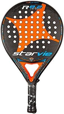 StarVie R 8.2 Carbon 2016 Pala de pádel, Unisex Adulto, Naranja ...