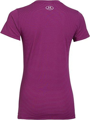 Under Armour Women's 1228321 Tech V Neck T Shirt