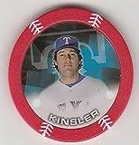 2014 Topps Poker Chipz Red Ian Kinsler Texas Rangers