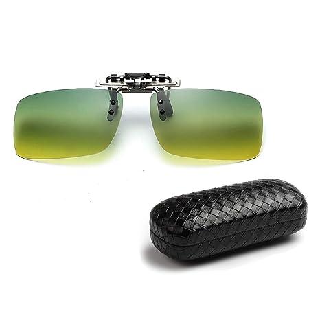 Lentes Paquete De 2 - Clip En Gafas De Sol Polarizadas para ...