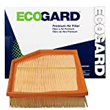 ECOGARD XA10017 Premium Engine Air Filter Fits 2013-2016 Dodge Dart
