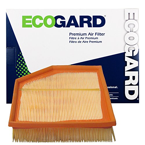 - ECOGARD XA10017 Premium Engine Air Filter Fits 2013-2016 Dodge Dart