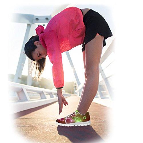 Bigcardesigns Mode Féminine Chaussures De Course Baskets Lacent Le Style 1