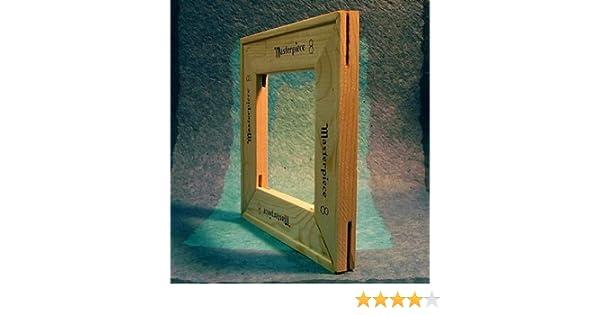 One complete Frame Masterpiece 8 x 10 Stretcher Strips