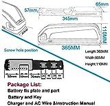 Unit Pack Power Ebike Battery - 48V Electric Bike