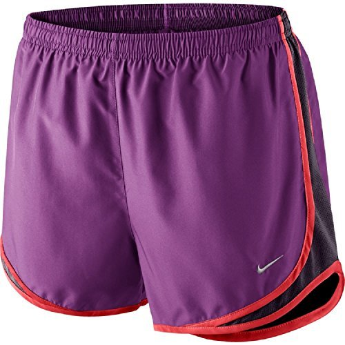 Nike Womens Tempo Running Athletic Shorts, Purple Dusk, XS