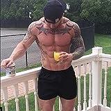 Alivegear Men's Bodybuilding Gym Workout Fitness