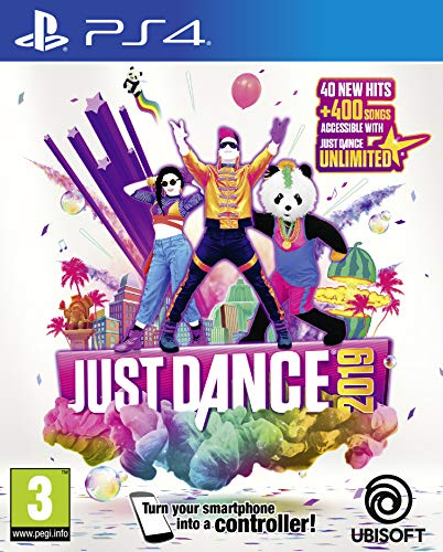 Just Dance 2019 (PS4) (PS4) (Barbie Games Psp)