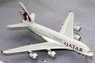 Gemini200 Qatar A380 Diecast Aircraft (1:200 Scale)