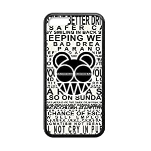 Famous Music Band Radiohead for iPhone 5C TPU Case