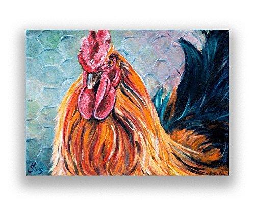 chicken artwork - 3