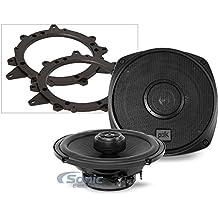 """Polk Audio DXI651 6.5"""" Coaxial Speakers (Pair)"""