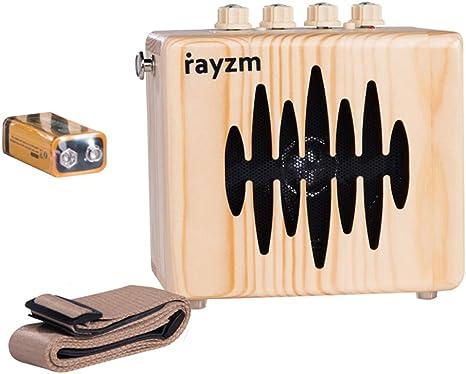 Rayzm Amplificador Combo para Guitarra Eléctrica, Mini Amp ...