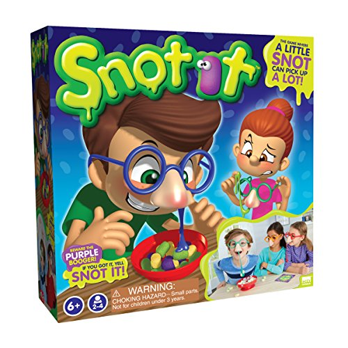 Snot It game is a fun toy for boys