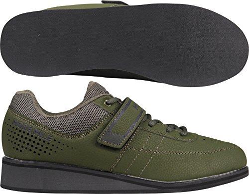 De Coupe Croise Chaussures Vert Mile Musculation More 4 Lift IqTzIxRv